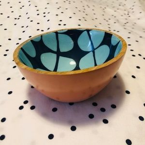 new list* NWOT |anthropologie| small decor bowl